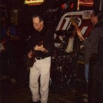 """Tony Sena at Harolds Place 2004"""