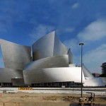 """The Walt Disney Concert Hall, Herrick Iron Erectors"""